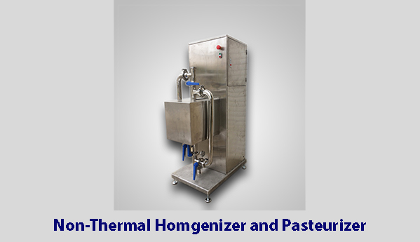 non-thermal pasteurization
