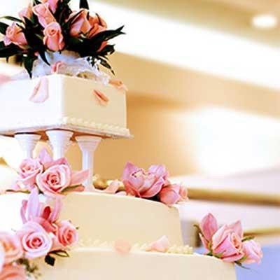 باید و نبایدهای کیک عروسی