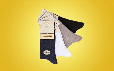 اندازه های جوراب