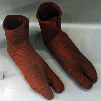 تاریخچه پیدایش جوراب
