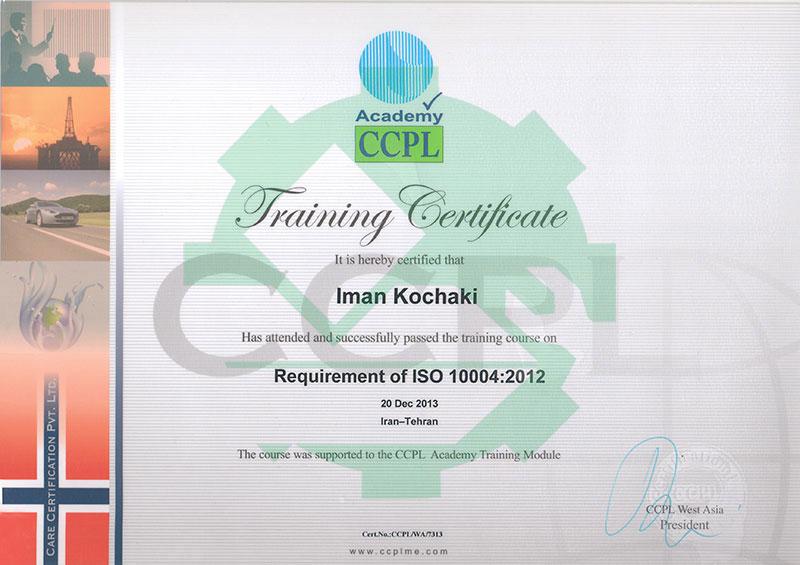 Training-Certificate