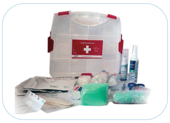 Car First Aid Box