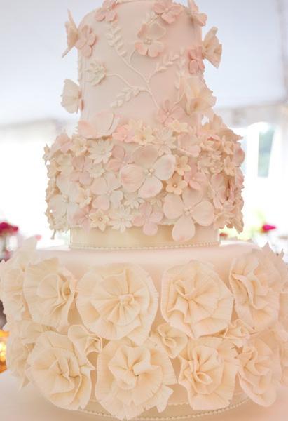 کیک عروسی