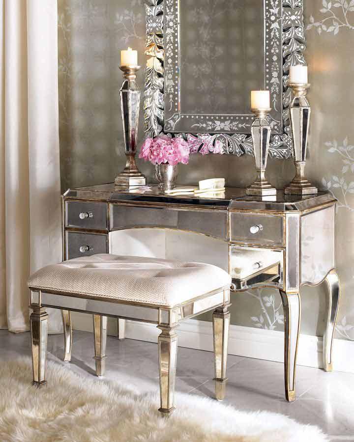 آینه شمعدان 1