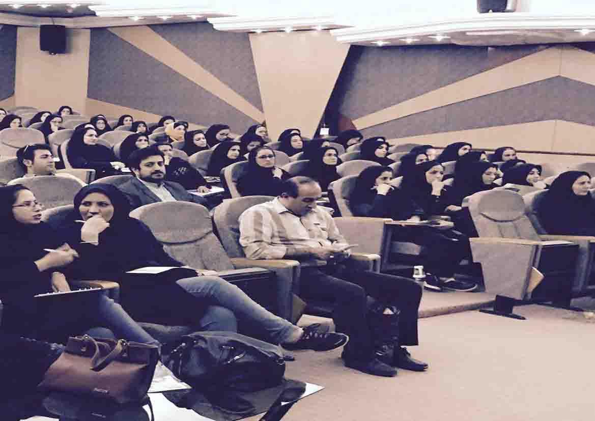 کلاس آموزشی کیتوتک در  بیمارستان همدان