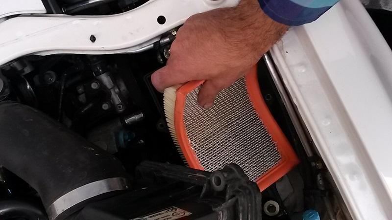 مزایای تعویض فیلتر هوا