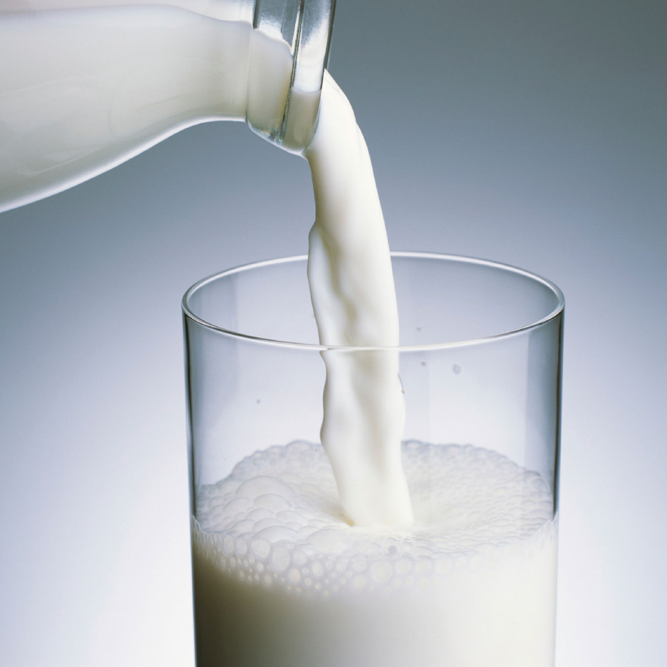 Non-thermal pasteurization of Milk