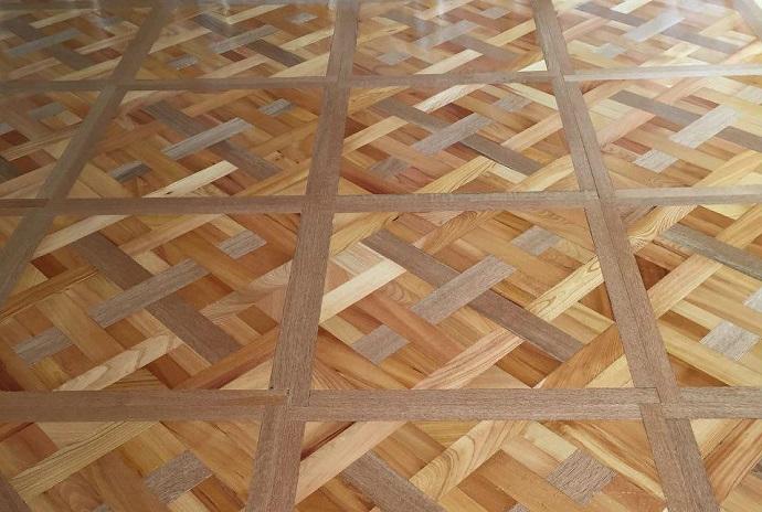 ترکیب چوب بلوط و آزاد، دفتر وکالت