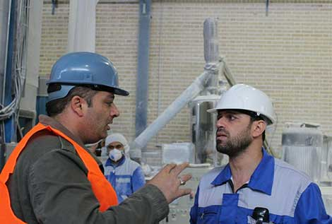 Environment and safety (HSE)