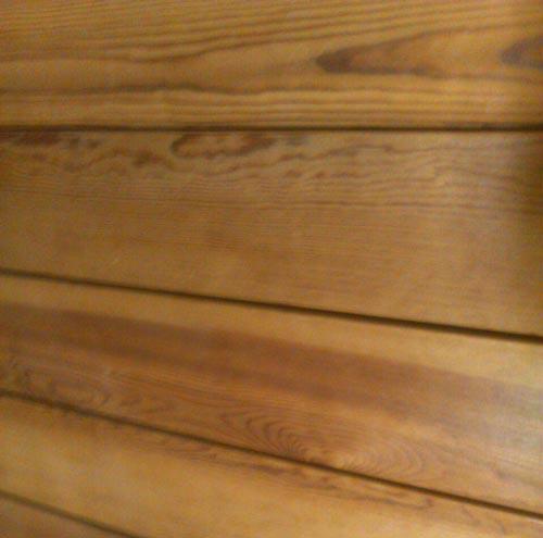 لمبه تمام چوب