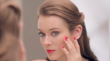 آرایش طبیعی و ساده به سبک اروپایی