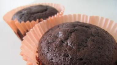 روش سریع برای پخت کاپ کیک های شکلاتی