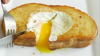 یک صبحانه ساده و خوشمزه