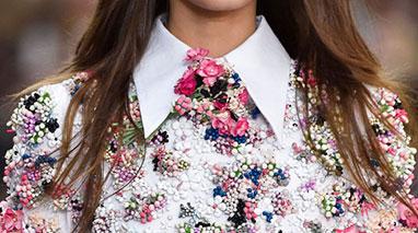 جزئیاتی از کلکسیون لباس تابستان 2015 شانل
